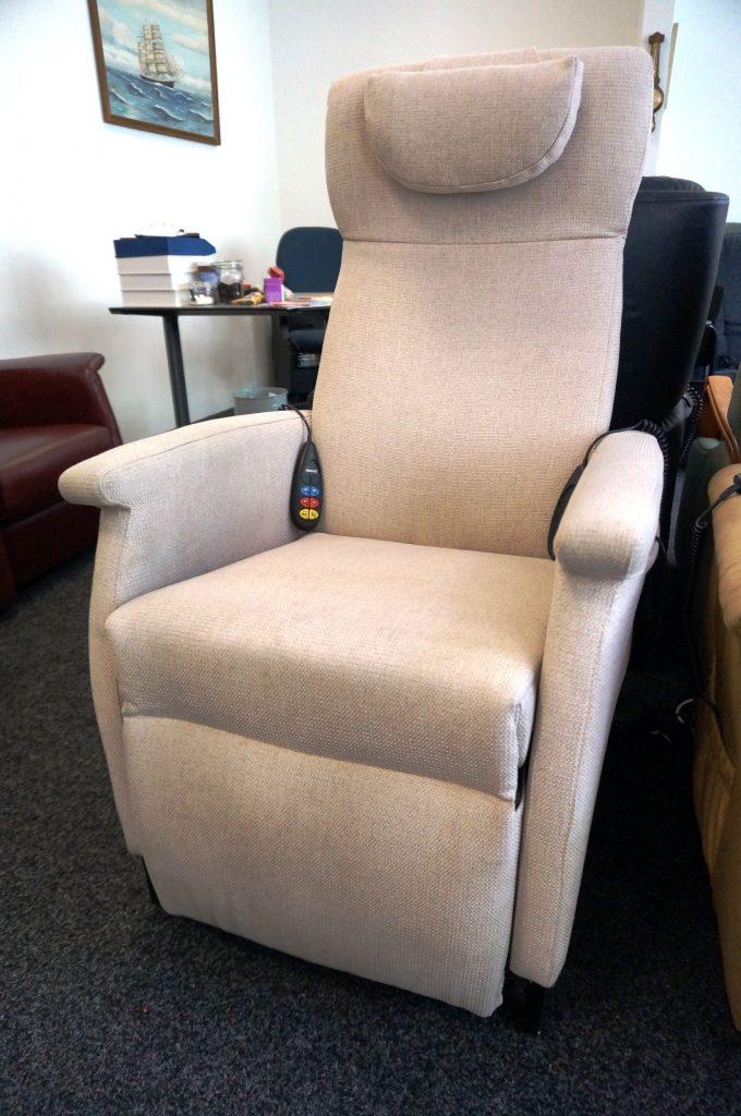 Fitform Riposo sta-op stoel Image